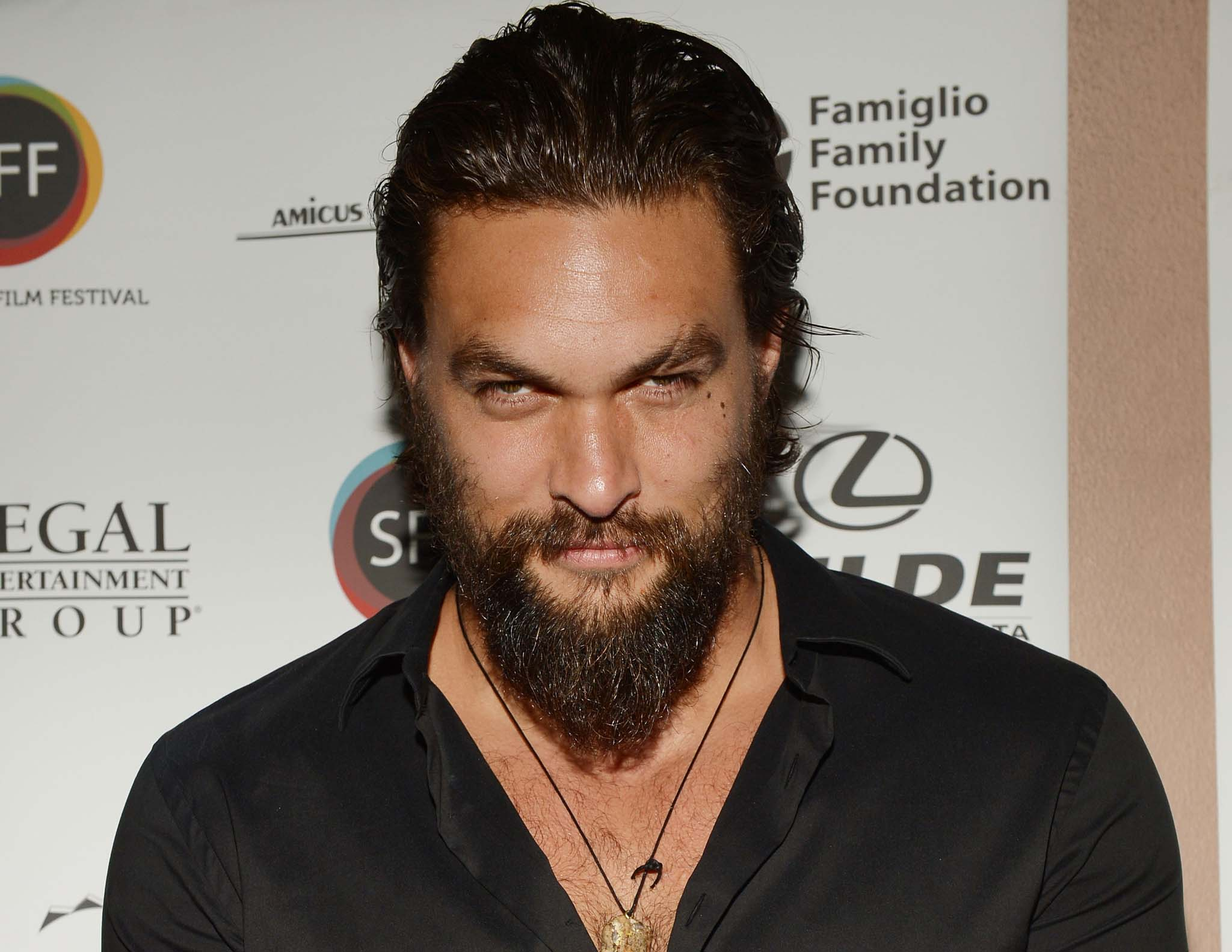 Watch Game of Thrones star Jason Momoa perform a Haka forJason Momoa