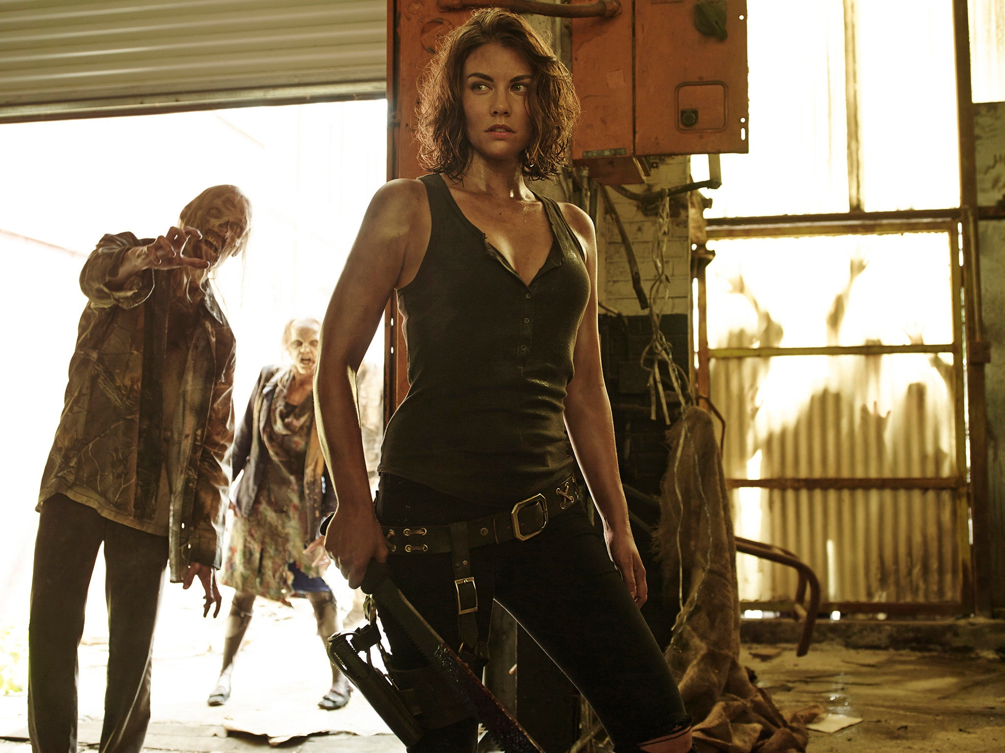 The Walking Dead 'working on' bringing back Lauren Cohan's Maggie for season 10