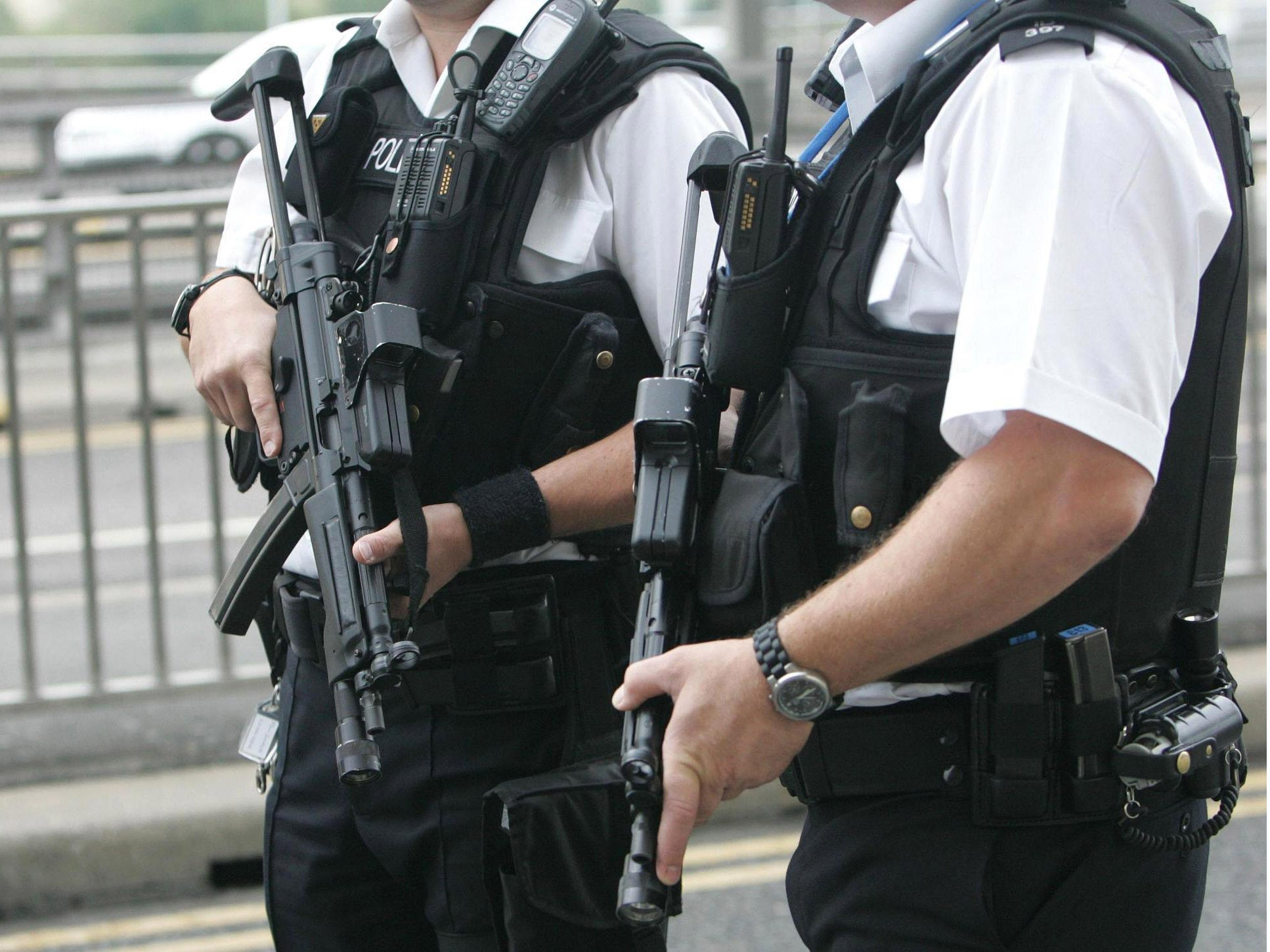 Thousands Of Armed Police Dispatched To Routine Incidents