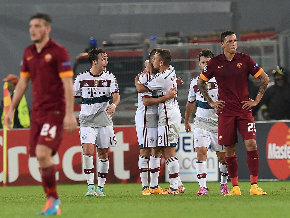 Pep Guardiola calls on Bayern Munich to do better following 7-1 win over  Roma | The Independent