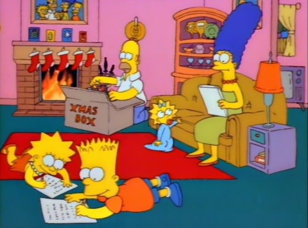 """1989 episode """"Simpsons Roasting on an Open Fire"""""""