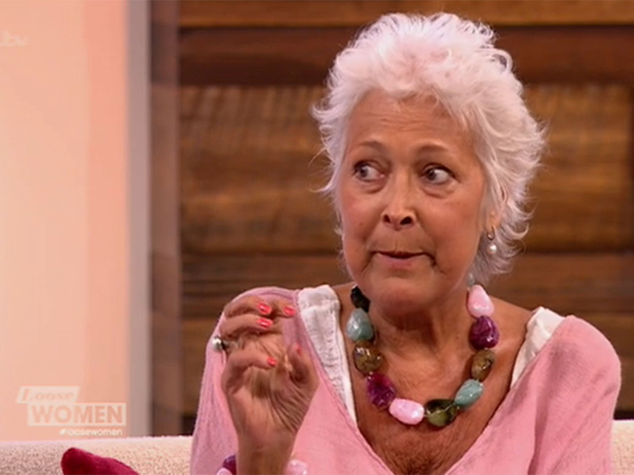 Watch Lynda Bellingham S Last Loose Women Appearance The