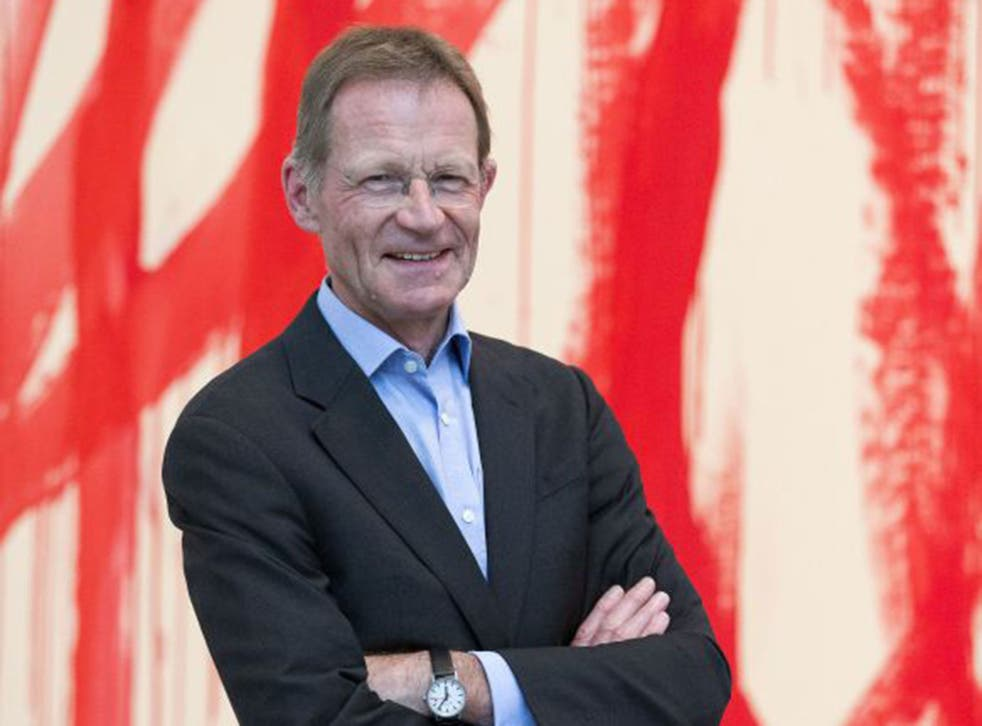 Sir Nicholas Serota has been a feature in the Power 100 top ten since its 2002 launch