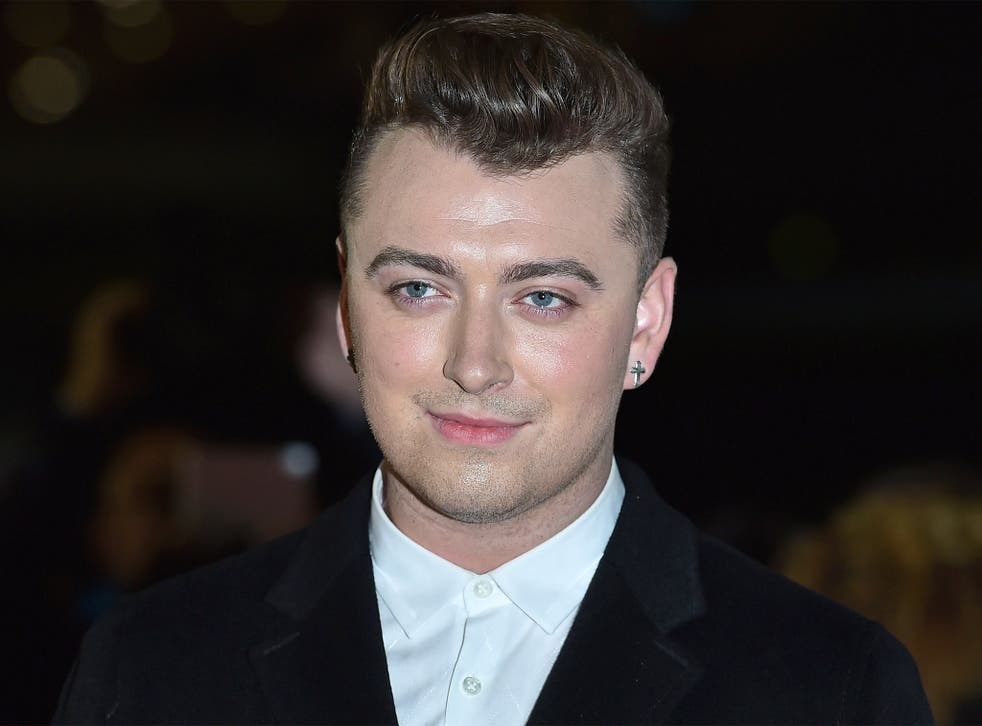 Sam Smith for 'In the Lonely'