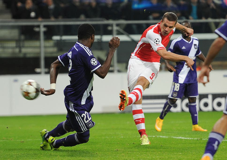 Lukas Podolski: Do the statistics suggest Arsenal should keep the