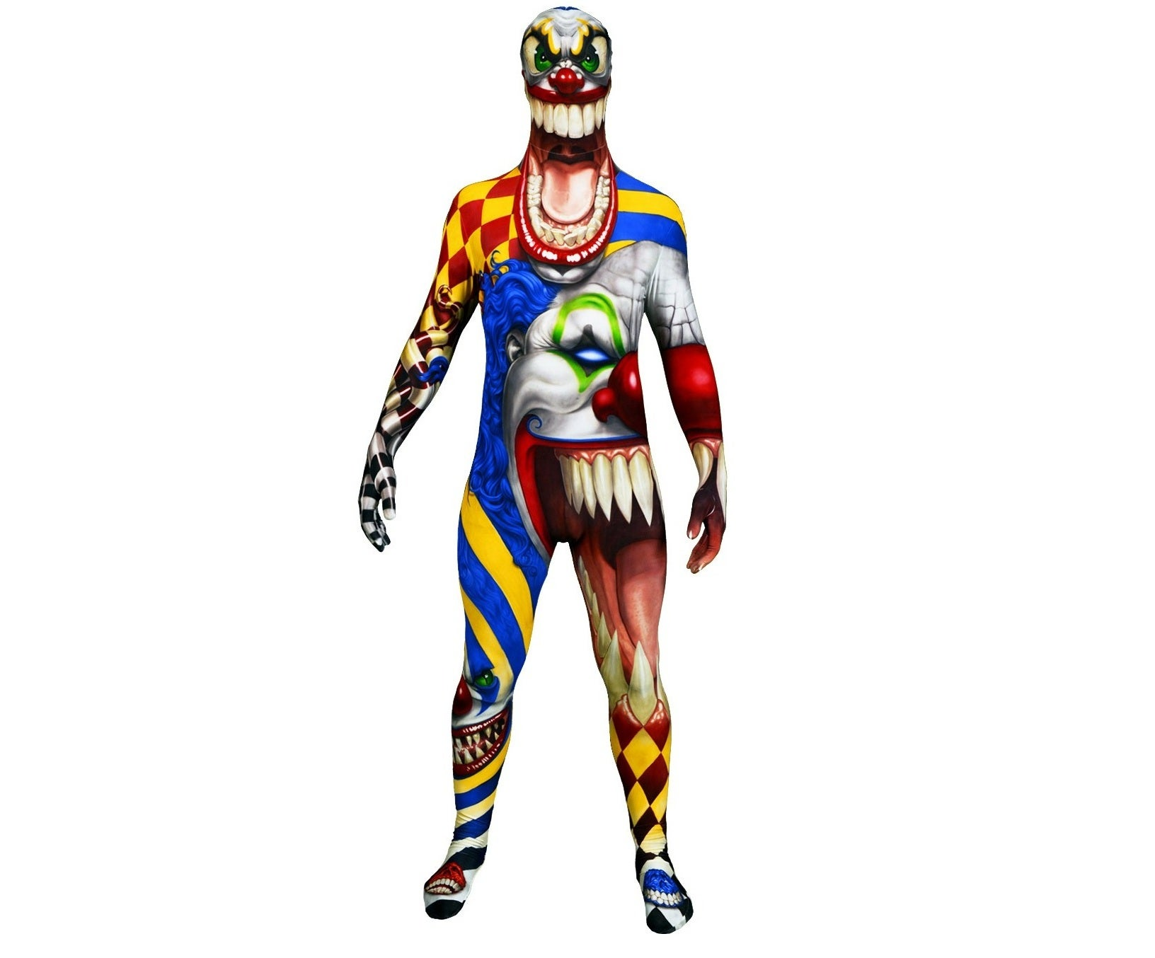 For £10,000 You Can Get A Full Body Tattoo Of A Nightmarish Clown  The  Independent