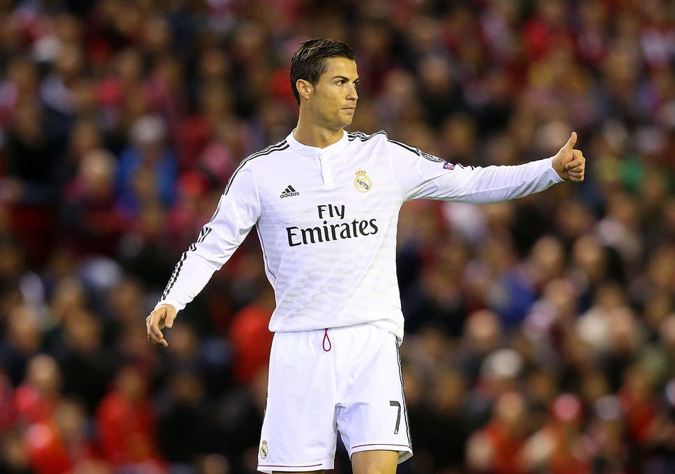 promo code c59ef 8c438 Real Madrid vs Barcelona: Cristiano Ronaldo to wear sparkly ...