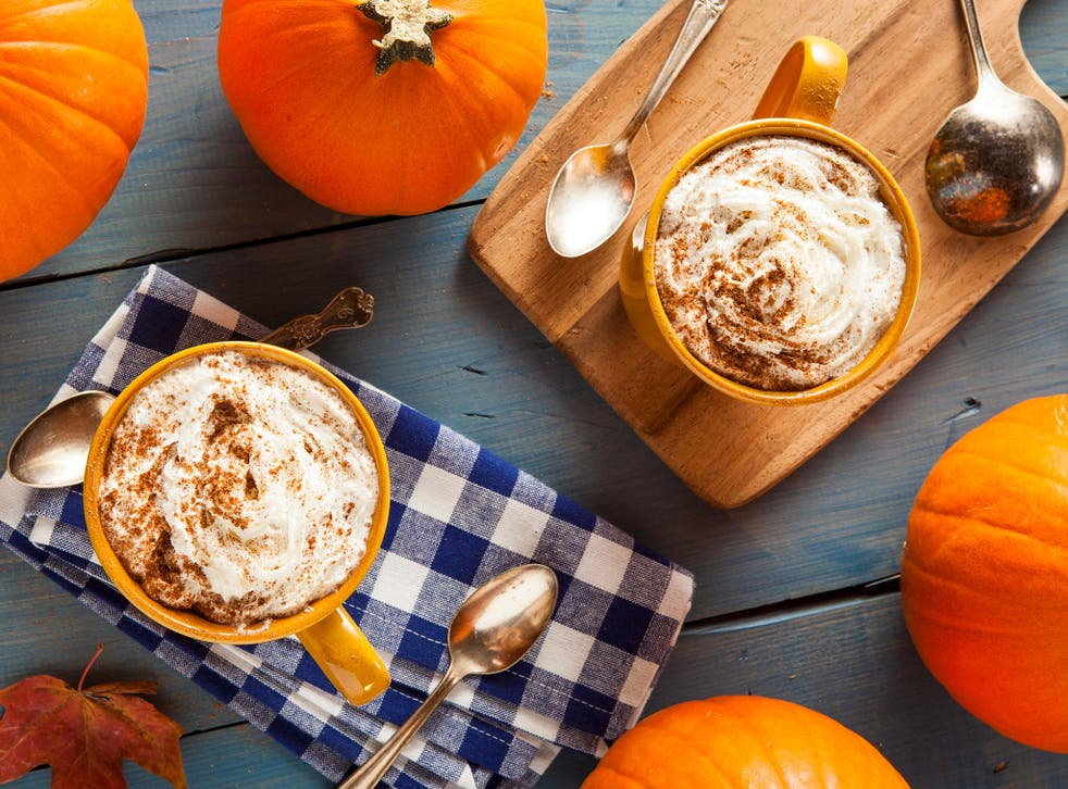 Hug in a mug or flavour fad? The pumpkin spice latte, best left to those with a sweet tooth