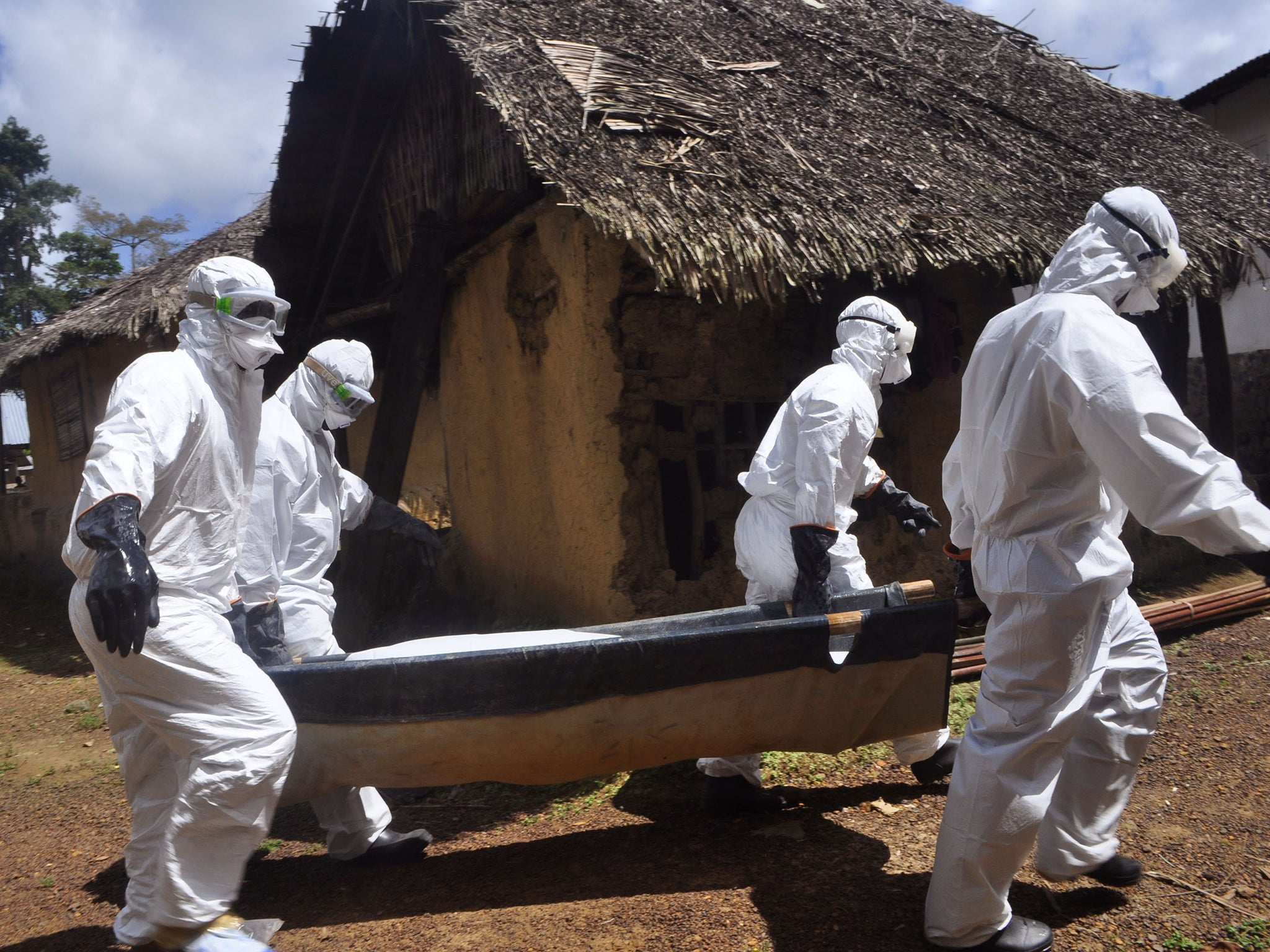 Ebola crisis: Cases pass 10,000 as almost 5,000 killed by disease in eight countries