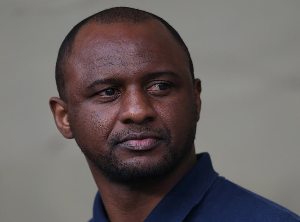 Patrick Vieira could be the next man to lead Arsenal