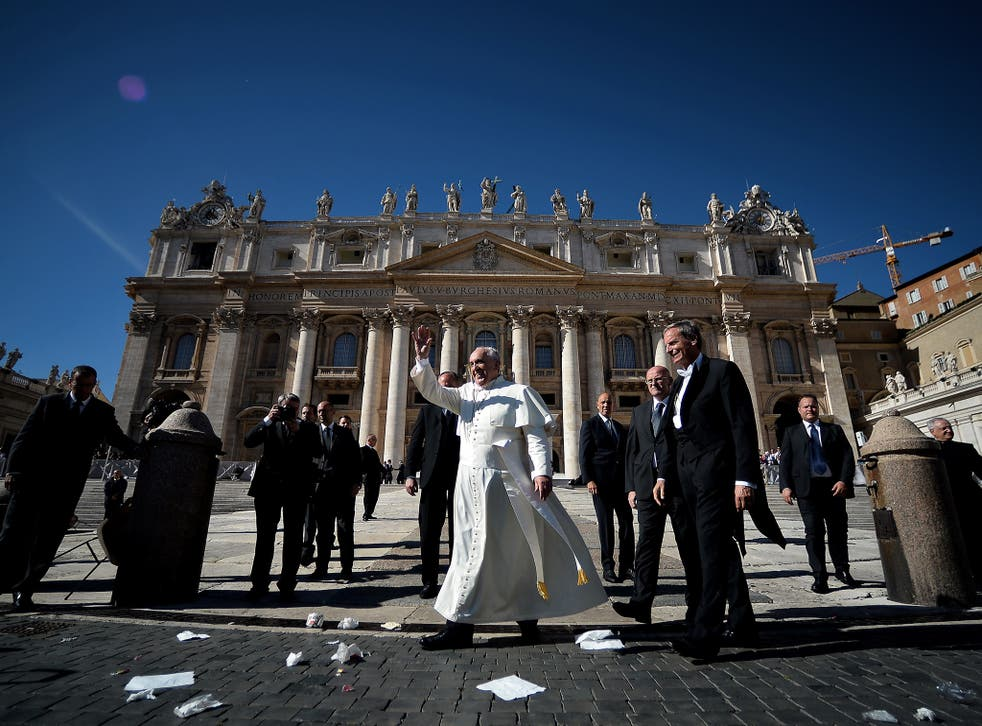 Pope Francis has made clear his desire for the Church to be more compassionate in its approach to gay and divorced Catholics
