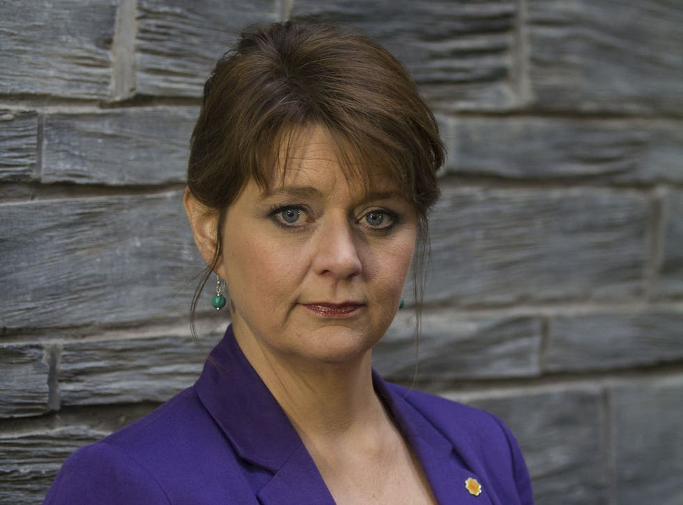 """Leanne Wood, the leader of Plaid Cymru, has written to Carwyn Jones, the First Minister of Wales, demanding he """"use whatever powers you have to mitigate job losses"""""""