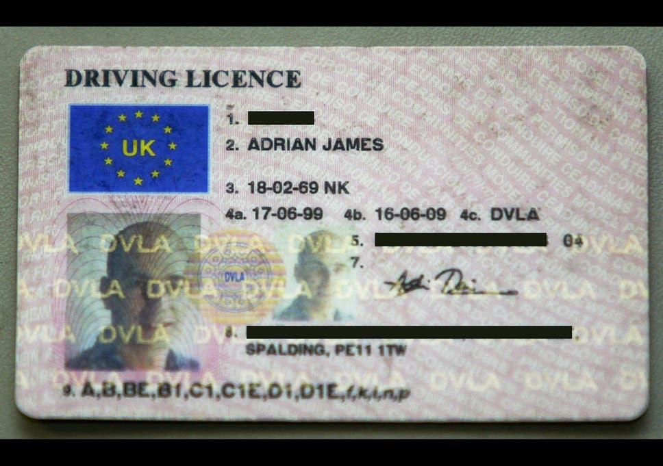 dvla change address on driving licence online