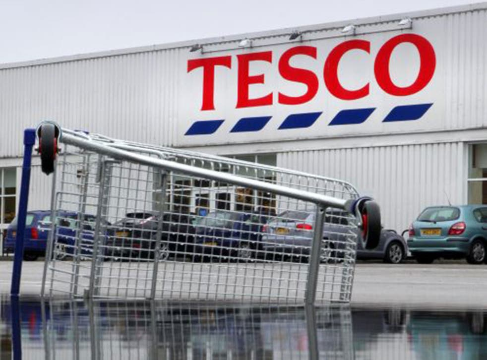 Tesco must adapt or go under, but it's hard for a super-tanker to change course
