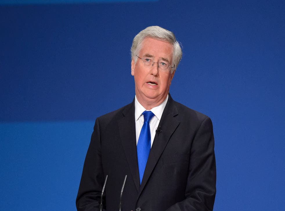 Twitter reacts to comments by Michael Fallon that some UK towns are 'swamped' with immigrants