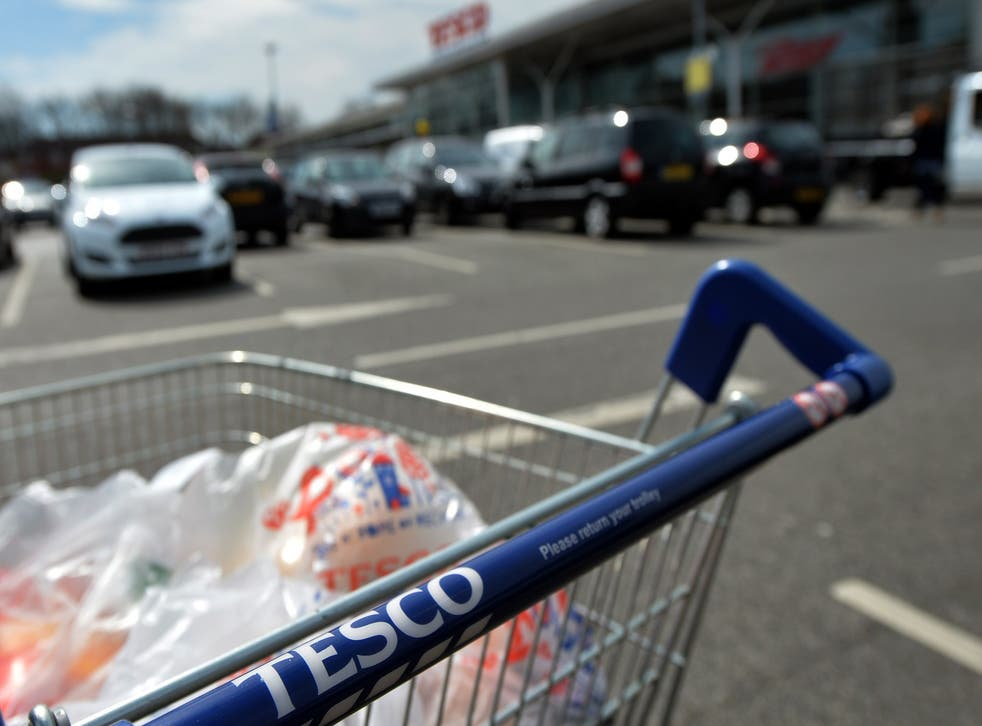 A Tesco in Cambridge may be given a new-look Asbo for not clearing litter