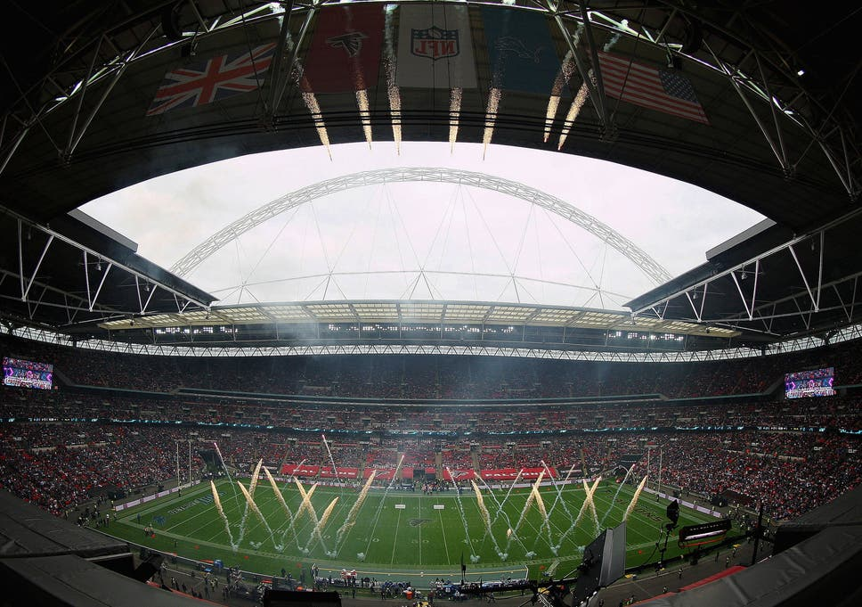 Nfl London Games 2020.Wembley Stadium To Host Nfl Games Until 2020 With New Five