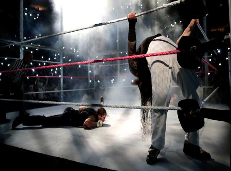 Bray Wyatt made a typically creepy comeback