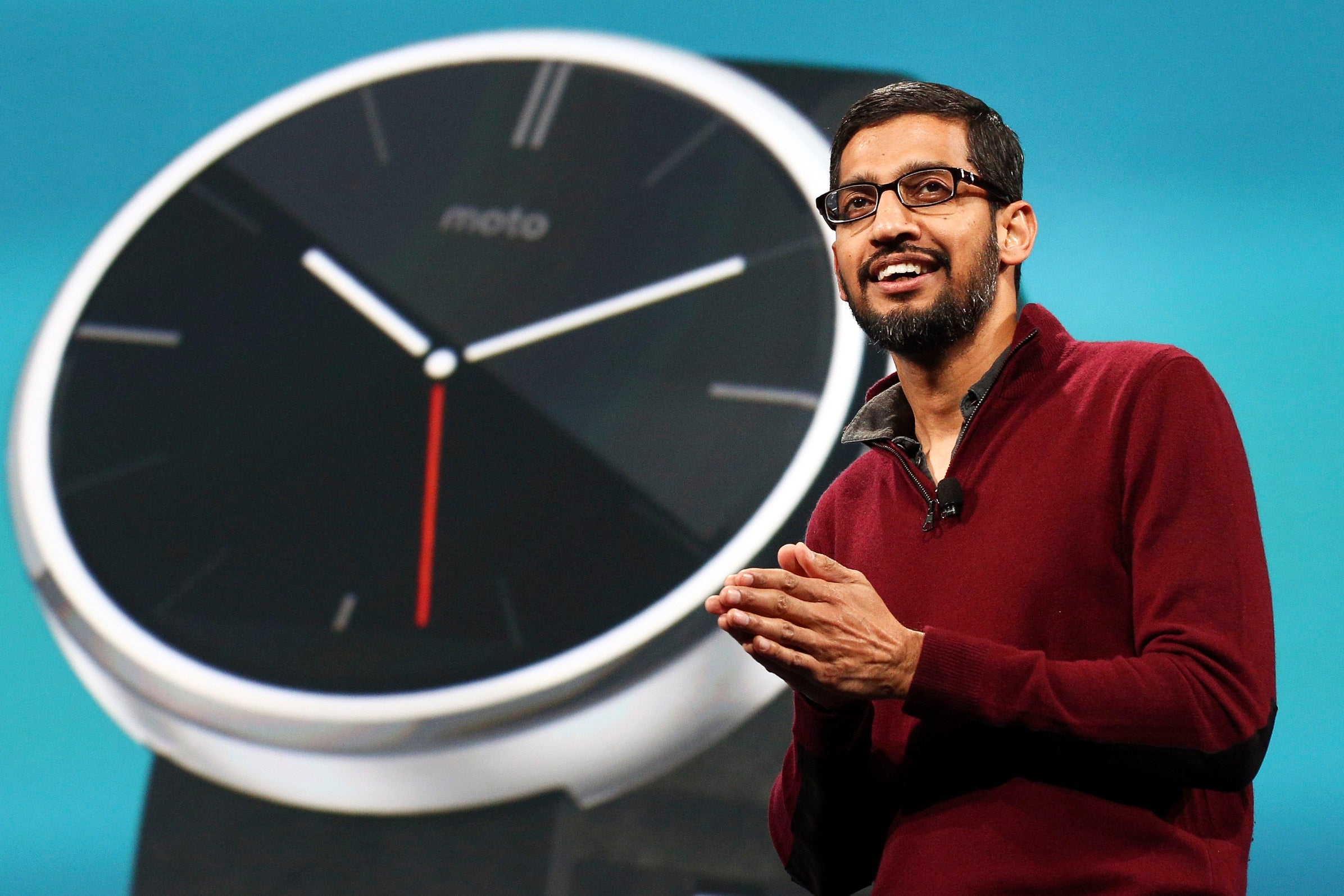 Google Android Wear smartwatch to be released soon, leak claims, ready to take on the Apple Watch