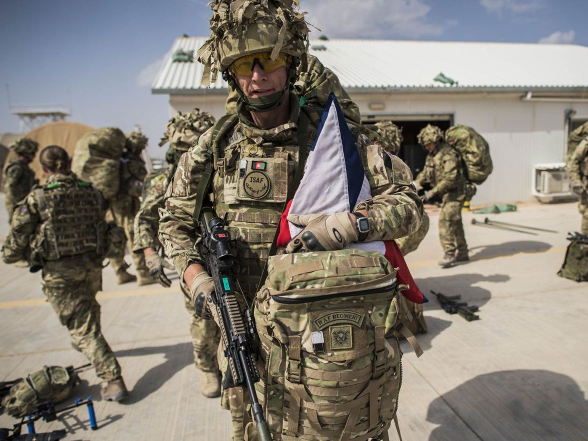 the tragedy of the war in afghanistan Situation in afghanistan has been grave for more than a generation since the  1980s, the country has endured soviet occupation, civil war.