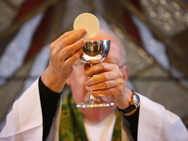 According to a poll of Anglican clergy, as many as 16 per cent are unclear about God