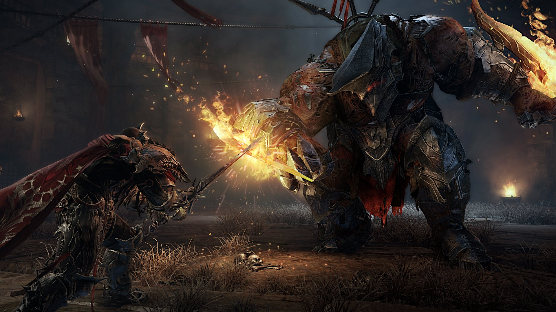 Lords of the Fallen review: A nail-bitingly hard adventure