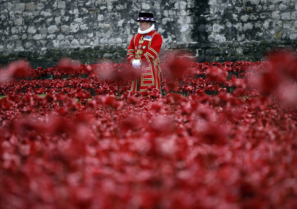 Britain First Hijacking The Poppy Is A Vile Insult To Veterans Like
