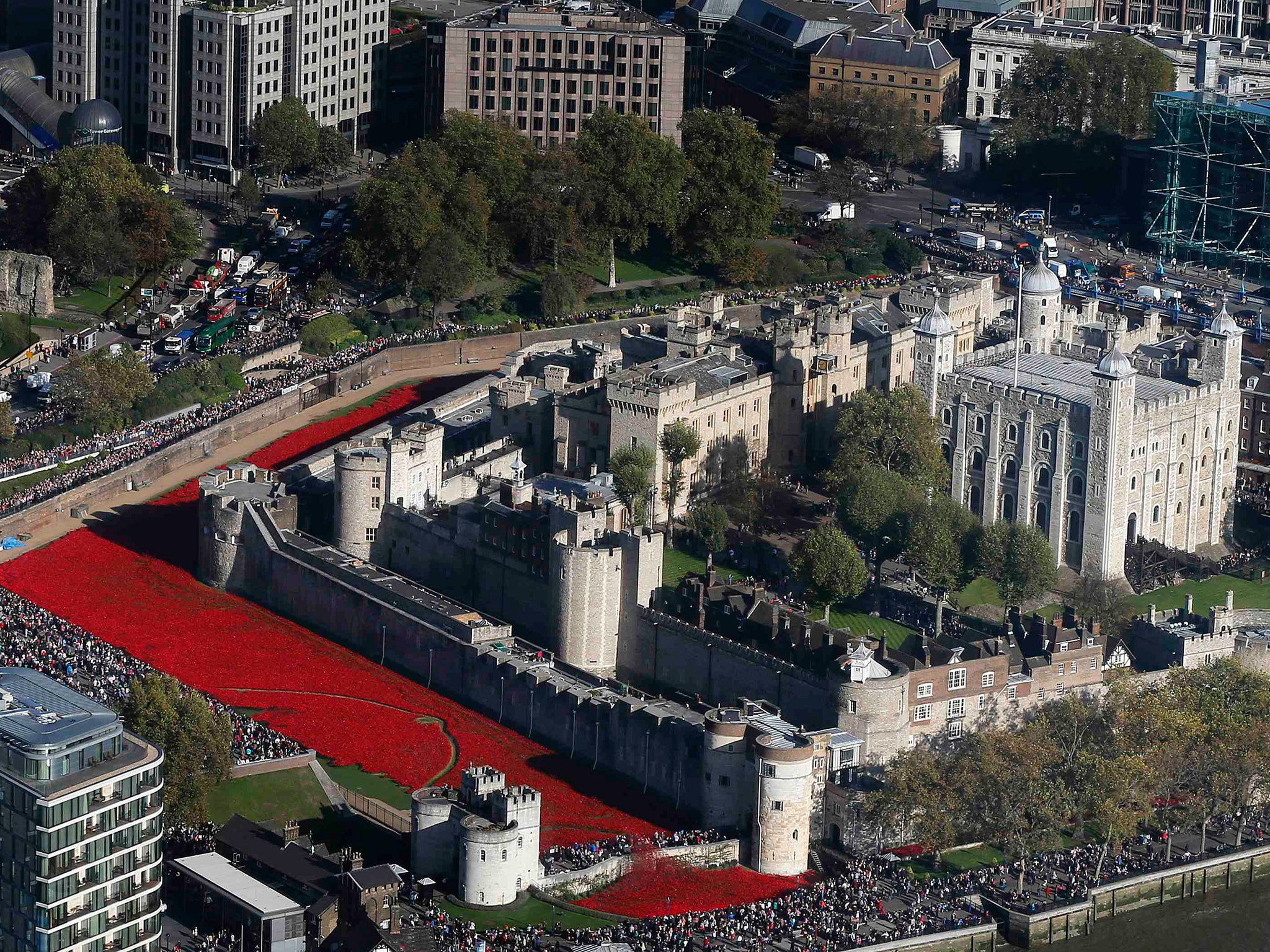 The history of the Remembrance Poppy | The Independent