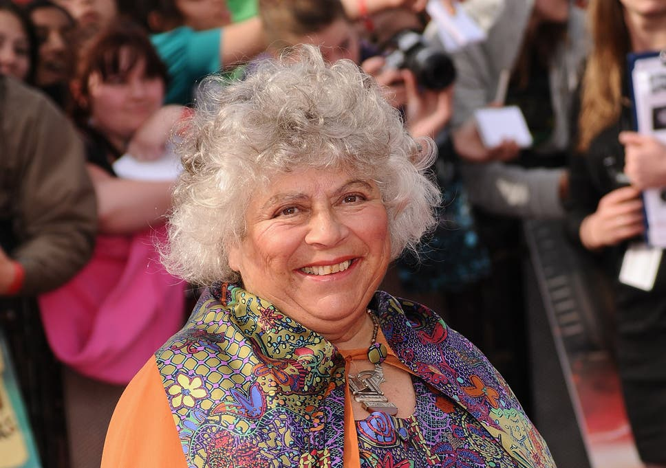 Harry Potter Actress Miriam Margolyes S Parents Made Her Swear On
