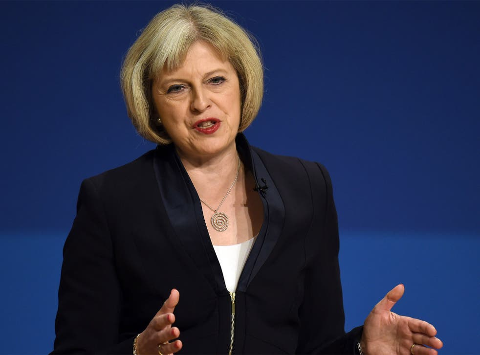 Home Secretary Theresa May has been blamed as second child abuse inquiry head steps down