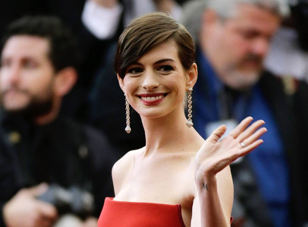 Anne Hathaway is already losing older roles to younger actresses