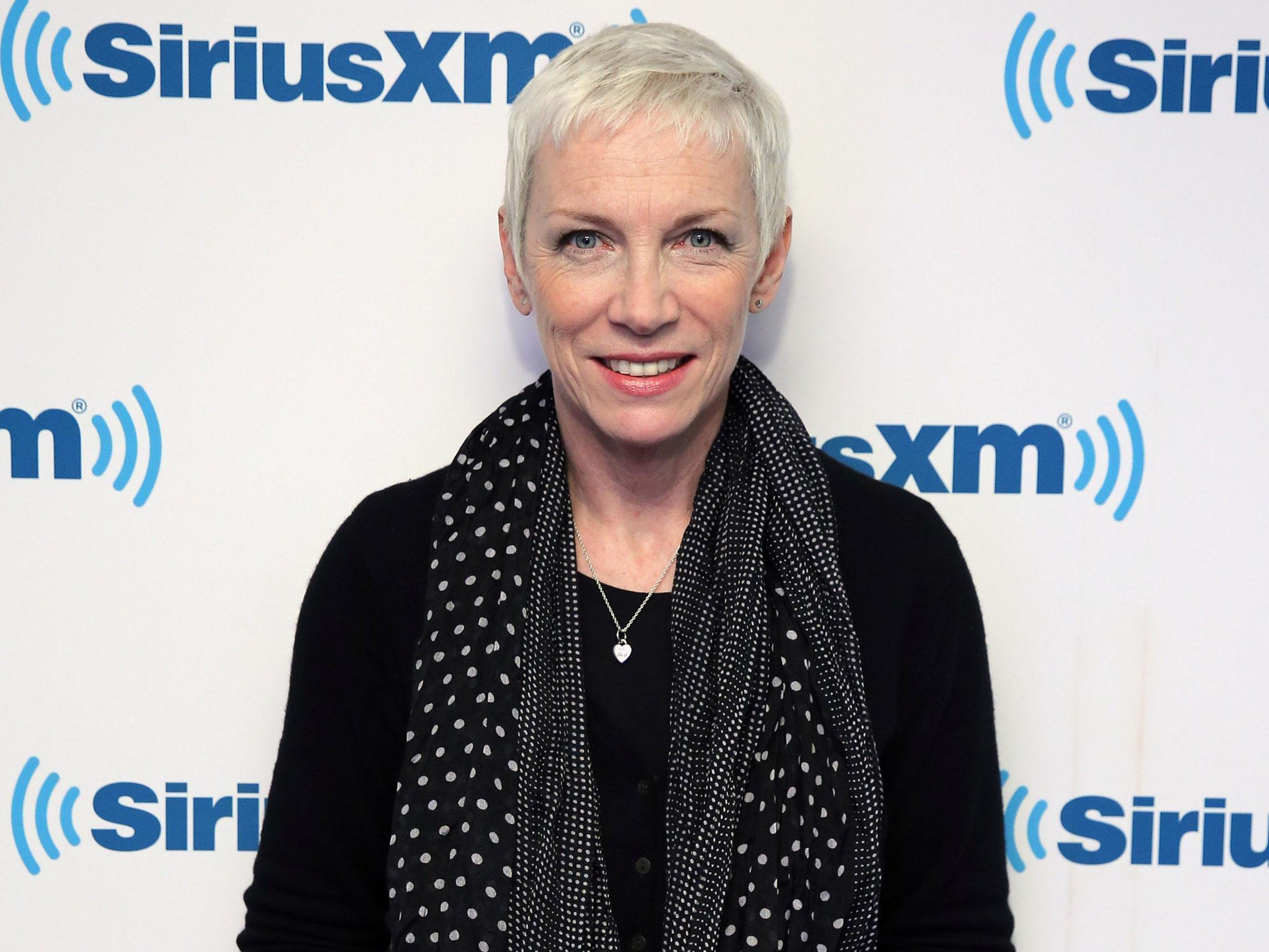 Annie Lennox On Being Mistaken For A Lesbian I Think