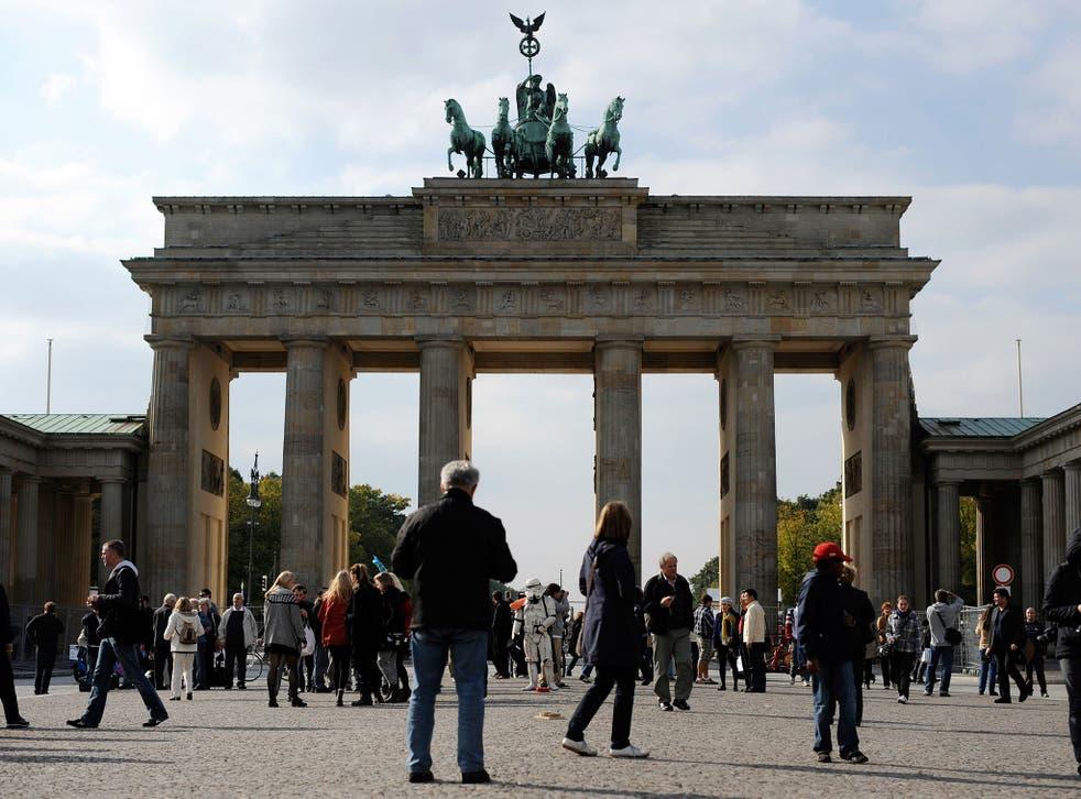 Number five: Berlin, Germany