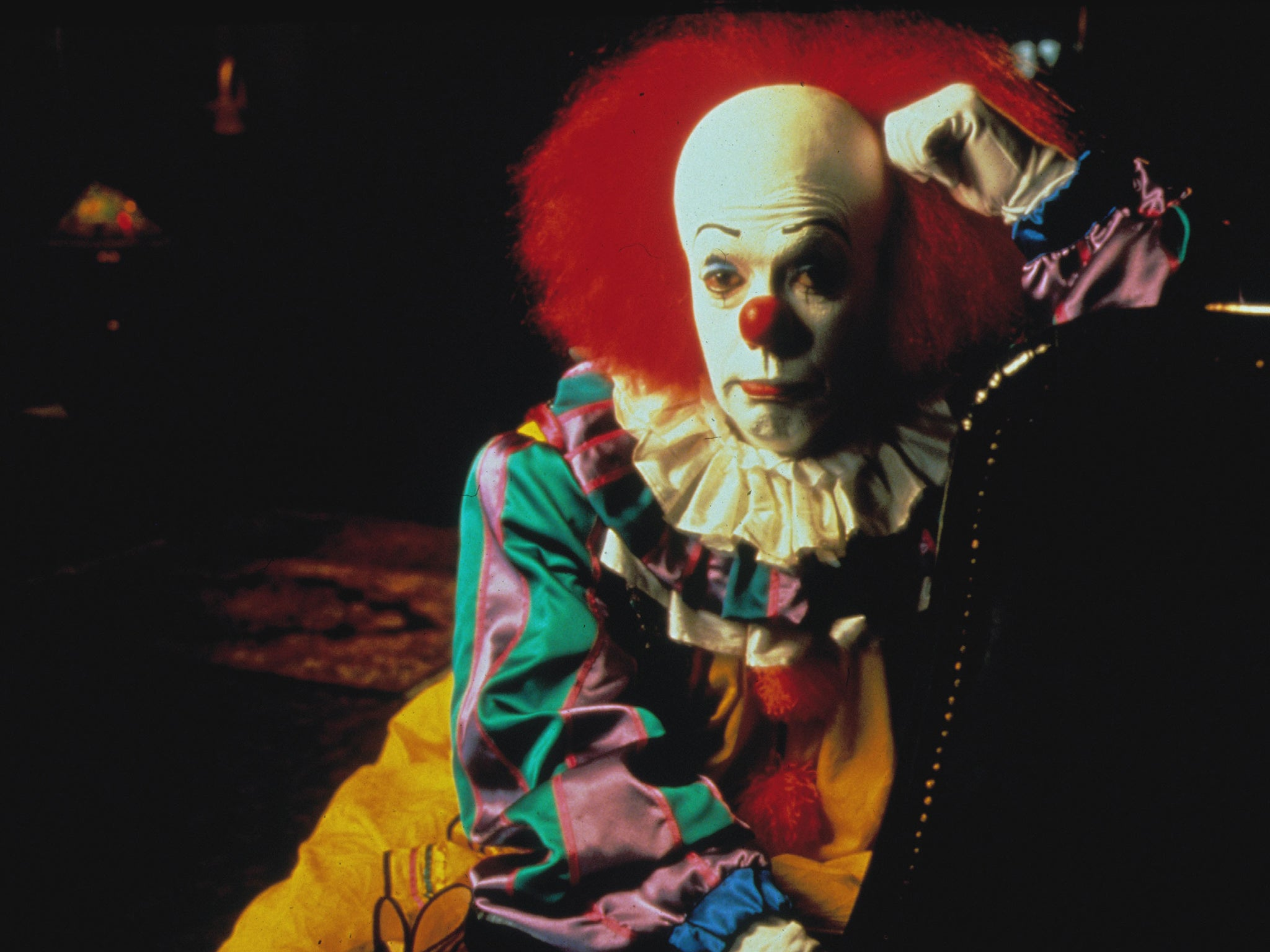 Halloween 2014: What Makes Ouija Boards, Demon Dolls, And Evil Clowns So  Frightening?  The Independent