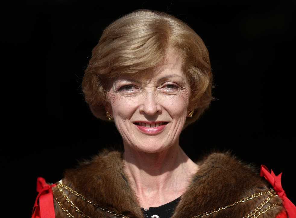 Fiona Woolf has resigned