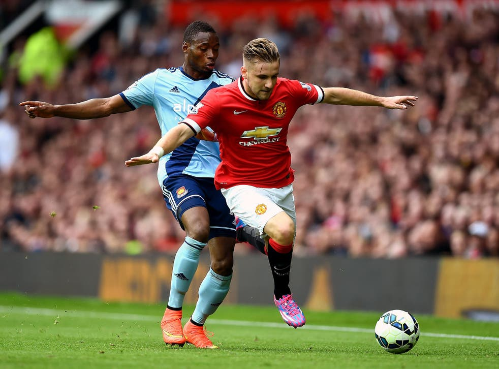 Luke Shaw's performance in the derby will be key to how his Manchester United side get on