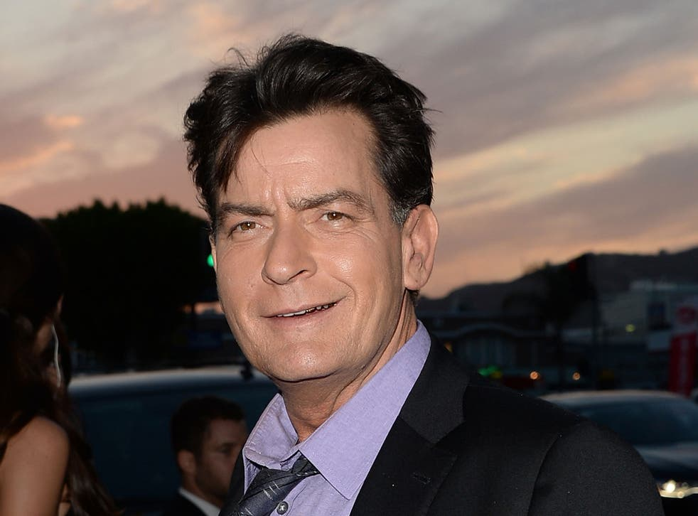 """Charlie Sheen said he would """"definitely"""" reprise his role"""