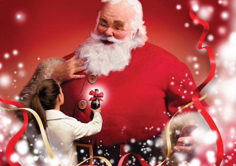 Santa Claus\' dead: John Moore starred in Coca Cola and Morrisons ...