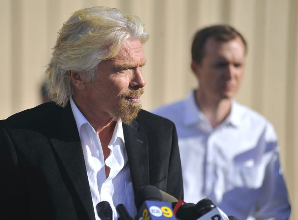 Branson's intervention appears to be designed to prevent the UN from changing its mind