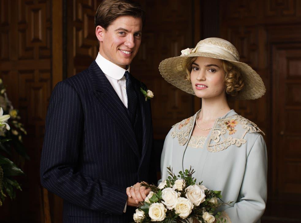 Atticus and Lady Rose