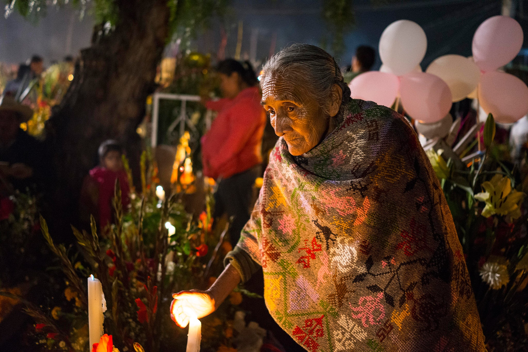 Mexico City's Day of the Dead - through the lens of Antonio Olmos