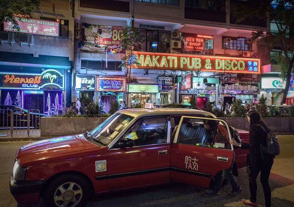 Hong Kong Murders Welcome To Wan Chai The Citys Dark Heart Where Expats Party With Their Miss World