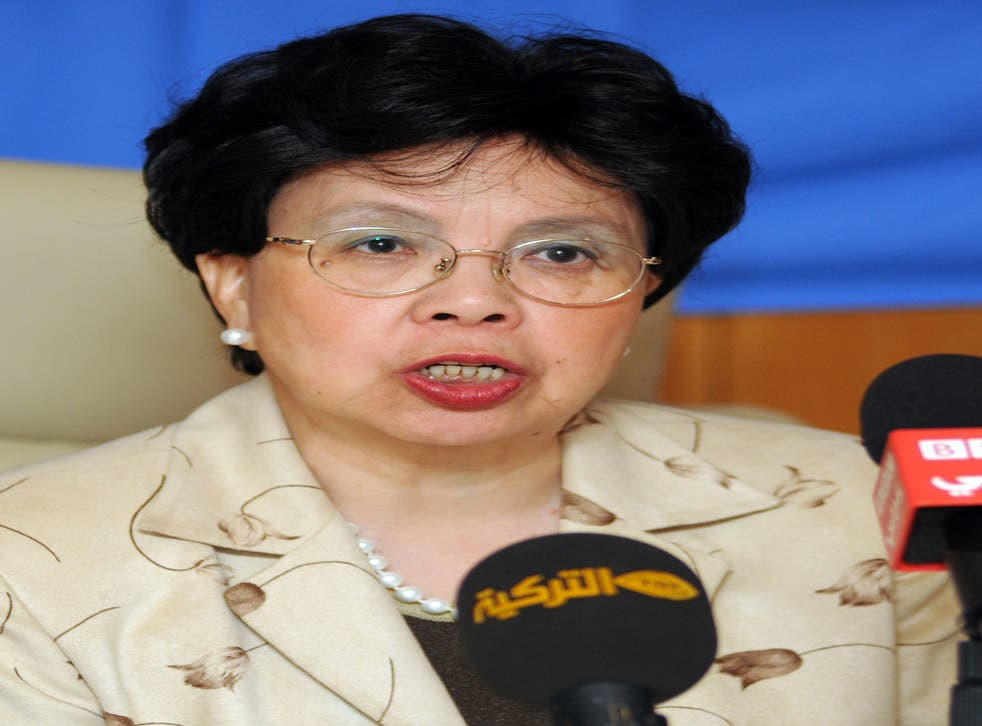 Dr Margaret Chan made her unusually strident comments at a WHO regional meeting in Benin