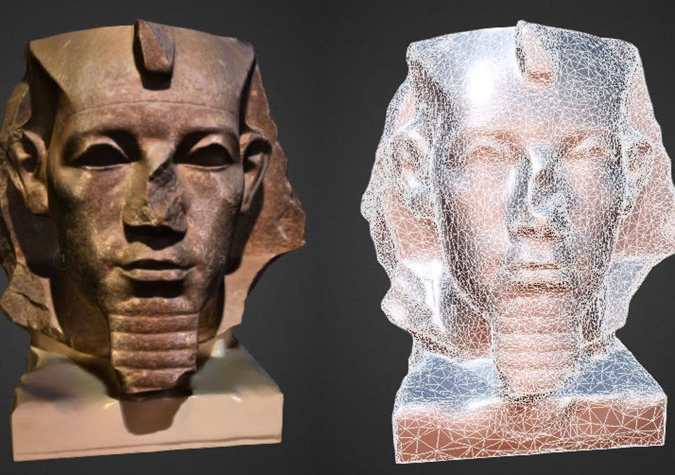 British Museum releases scans of artefacts to let you 3D