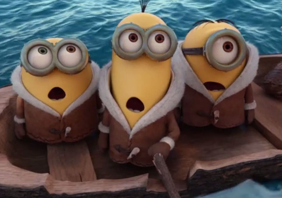 Minions: First look trailer for Despicable Me spin-off sees Kevin, Stuart and Bob head for NYC