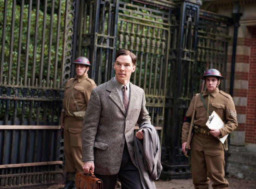 Benedict Cumberbatch is nominated for a GLAAD Award for his role as persecuted codebreaker Alan Turing in The Imitation Game