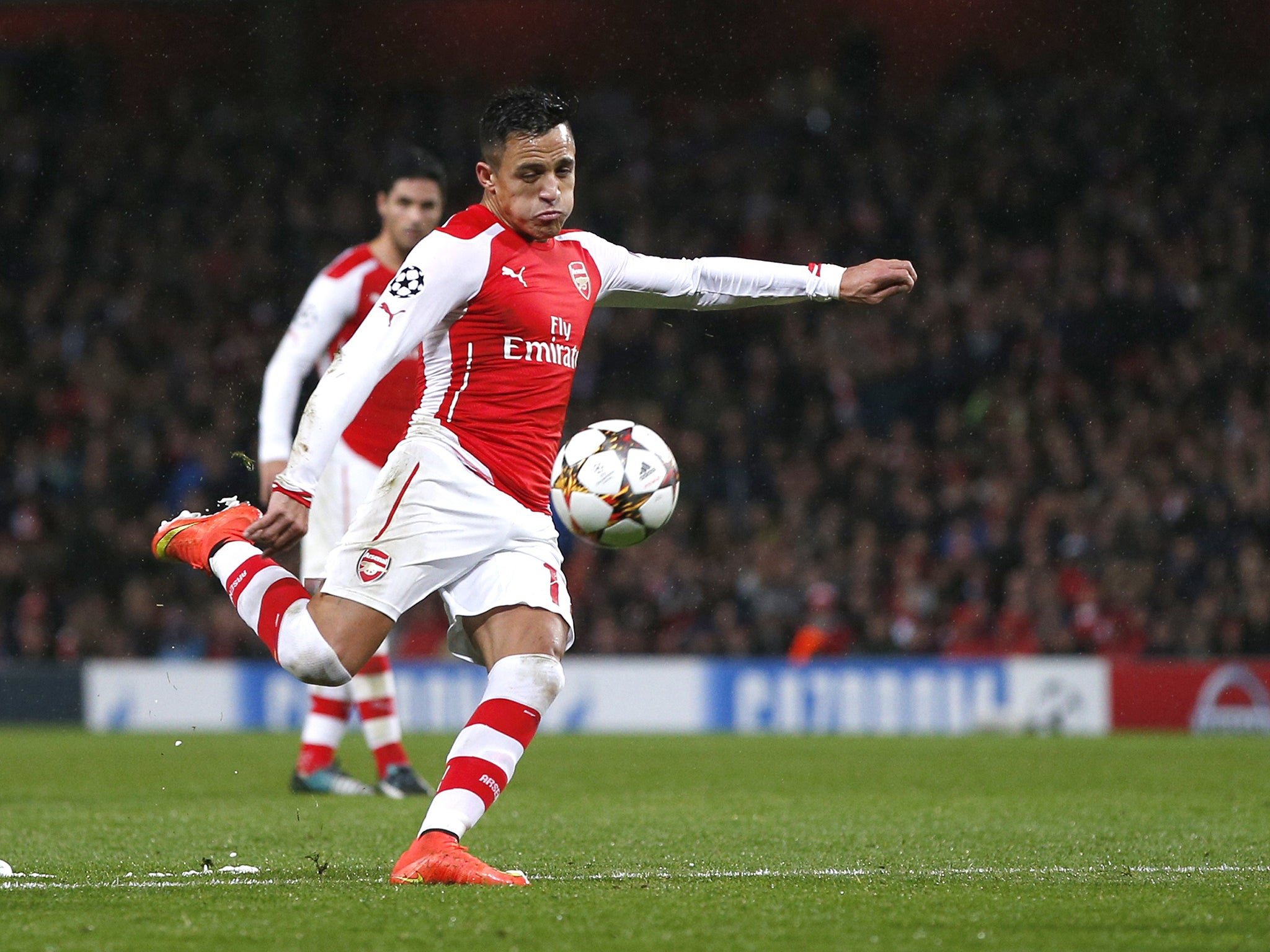 Alexis Sanchez GBP35m Arsenal Forward Hopes To Win Everything With The Gunners