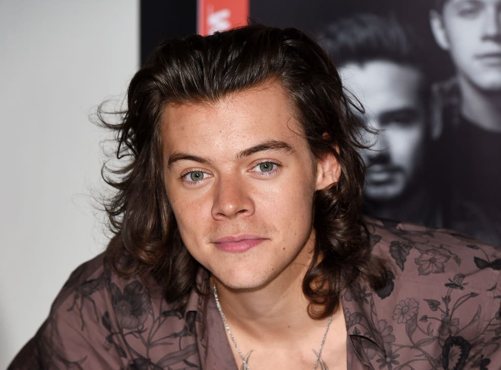 Harry Styles is the focus of After, written by 25-year-old Anna Todd
