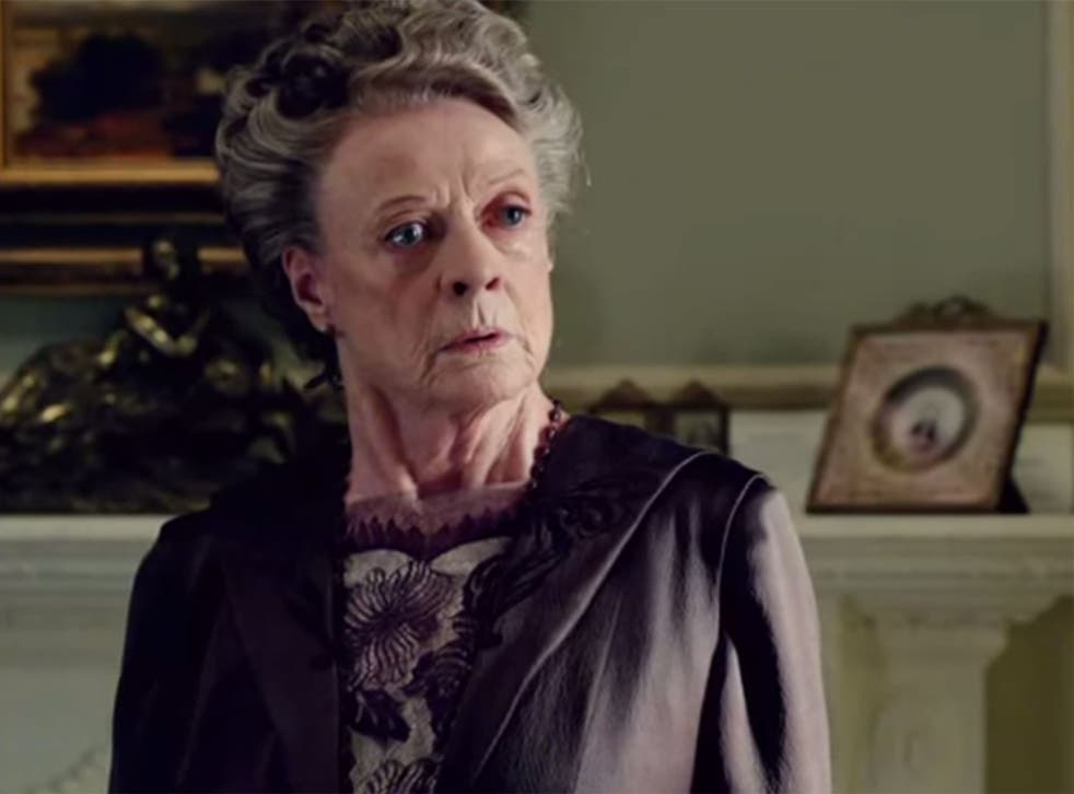 The Dowager Countess, played by Dame Maggie Smith, would be horrified by jazz hands in the drawing room