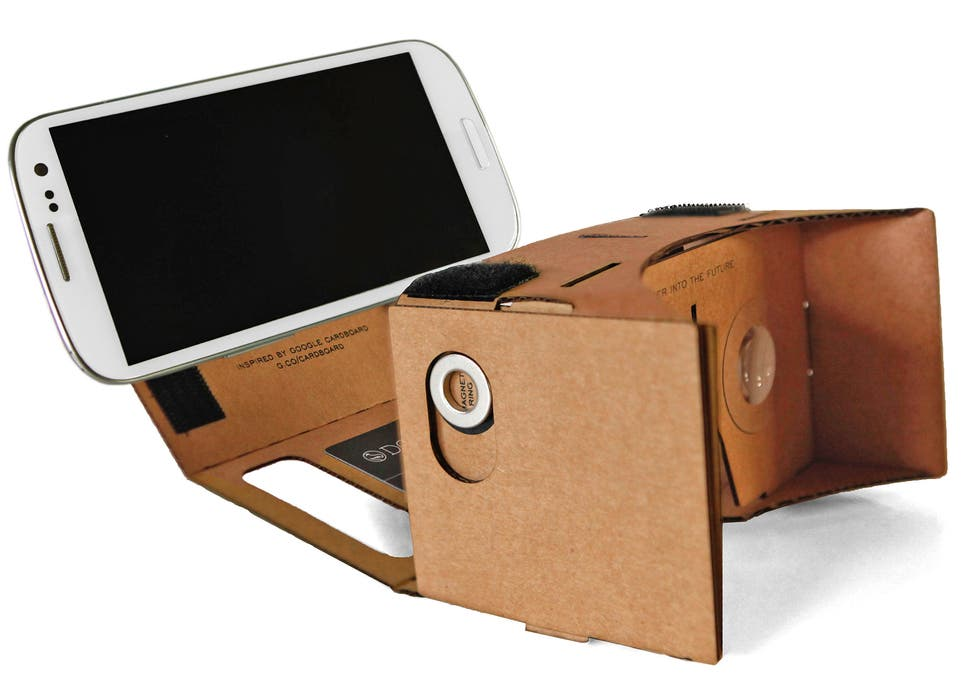 e724636bf38 DodoCase VR  How to turn your smartphone into a virtual-reality machine for  just £15.50